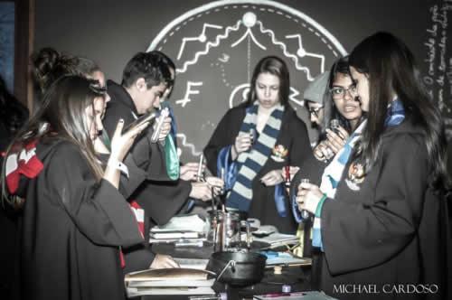Castelo Nacional Inn Campos do Jordão: Hogwarts Brasileira