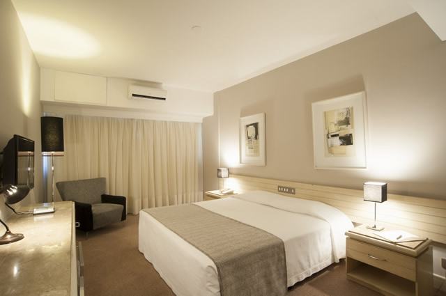 Victoria Villa Hotel - Nacional Inn - Hotelaria - Hospedagem - Hotel