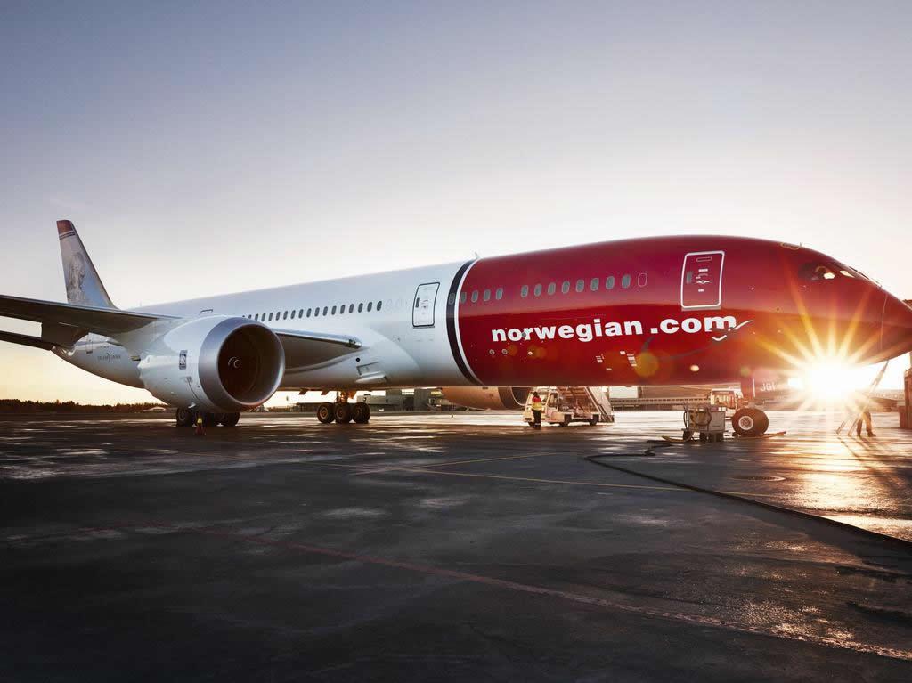 Norwegian, Boeing 787-9 Dreamliner