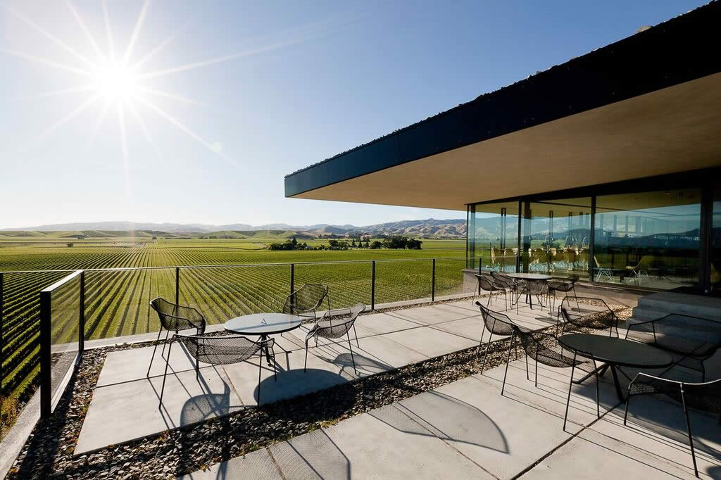 Brancott Estate Heritage Center - Nova Zelândia - enoturismo - Wine - Vinho - Winery - New Zealand