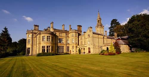Novo hotel Palé Hall, no País de Gales, agora é parte da Small Luxury Hotels of the World