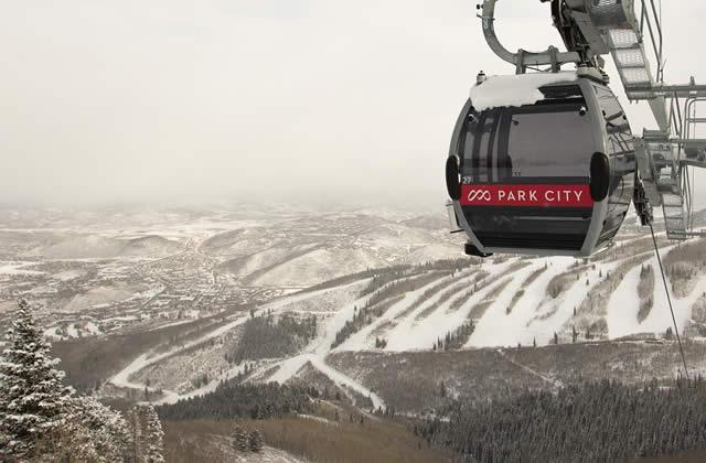 Park City, Utah, Ski, Resort, Deer Valley, Esqui, Winter