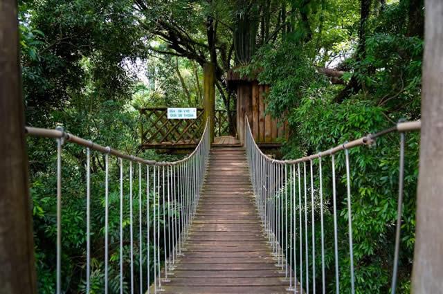 Parque Maeda - Parque - Turismo - Lazer - Destinos - Itu - Lago - Piscina - Arvorismo