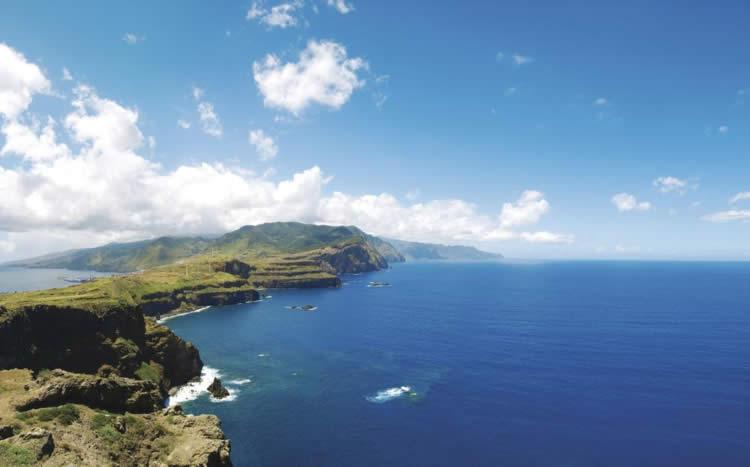 Portugal - Madeira Island - Ilha da Madeira - Ponta de S. Lourenço