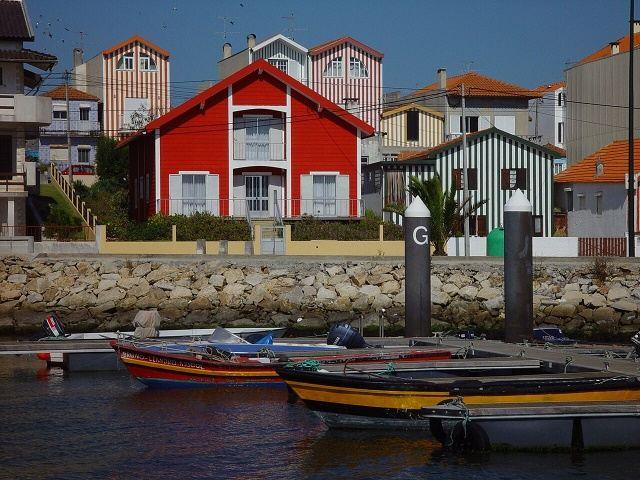 Costa Nova - Portugal - Centro de Portugal - Europa