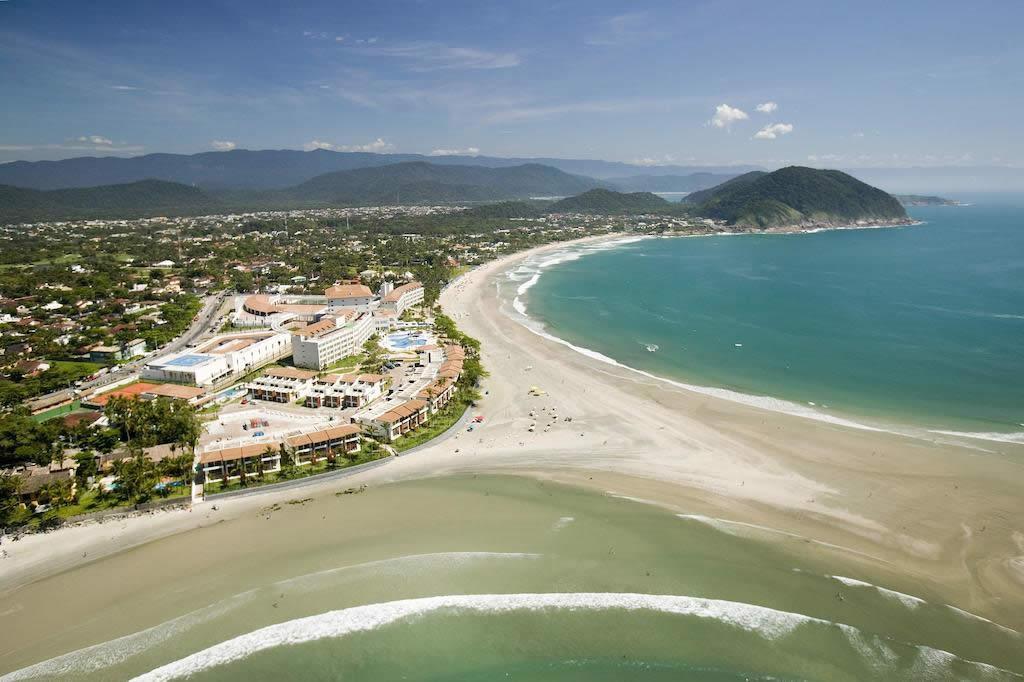 Praia de Pernambuco - Sofitel Guarujá Jequitimar - Sofitel - Wellness Weekend - Guarujá