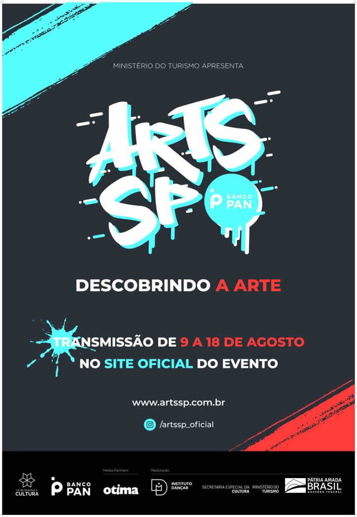 Projeto ArtsSP transforma projeções em conteúdo digital Arts