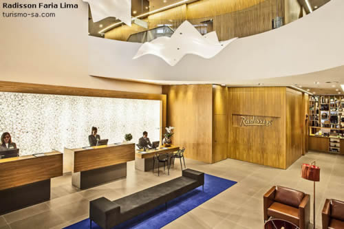 Radisson Faria Lima: prêmio Renovation Award