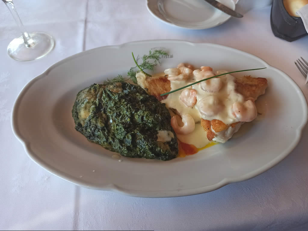 Restaurante Puerto Cristal - Argentina
