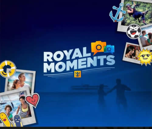 Royal Caribbean, Royal Moments