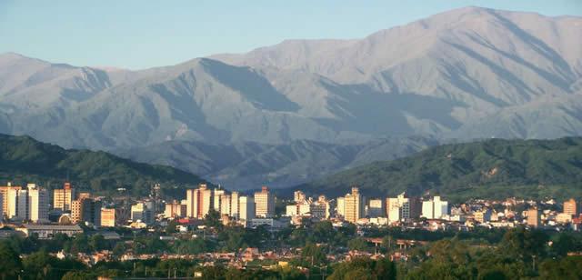 Andes Líneas Aéreas - San Salvador de Jujuy - Argentina