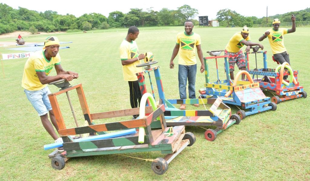 Show Kart Jamaica