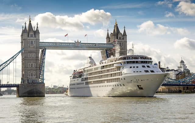 Rocco Forte Hotels, Silversea Cruises, Cruise, Hospitalidade, Turismo de Luxo, Cruzeiros