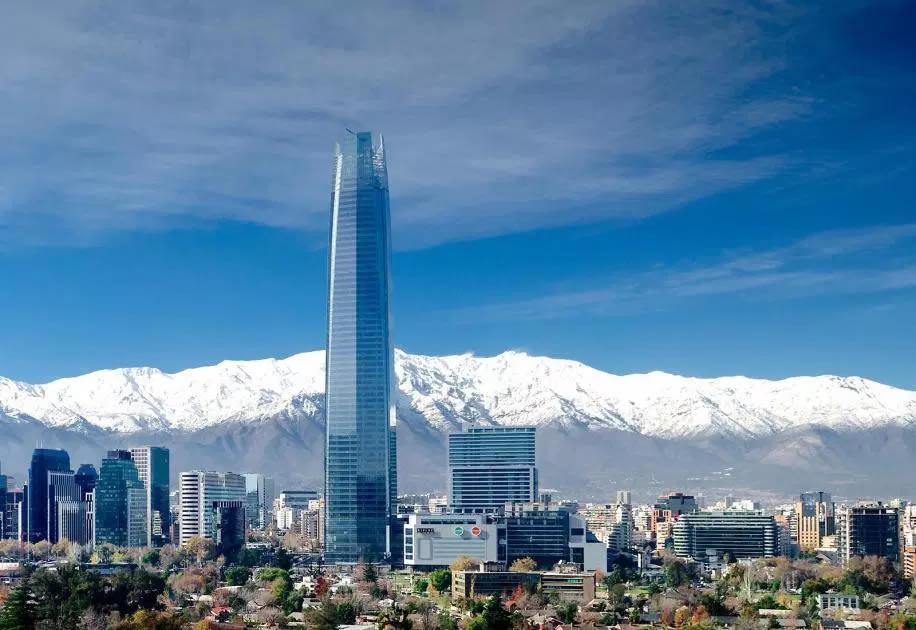 Sky Costanera - Chile