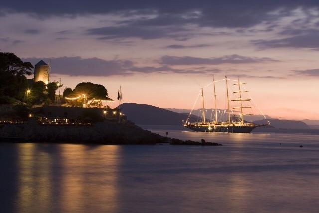 Star Clipper - Ilha Mykonos - Grécia