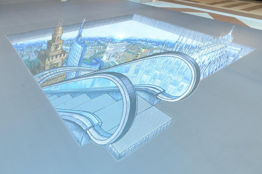 Street Art 3D Shopping Vila Olímpia