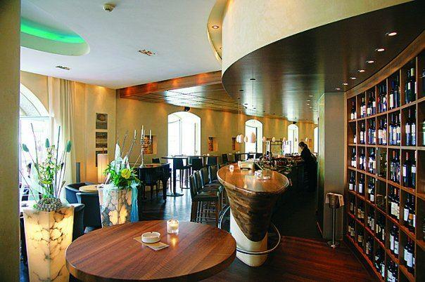 Balances Restaurant - Suíça - Lucerna - Lucerne - Central Switzerland - Europa - Gastronomia