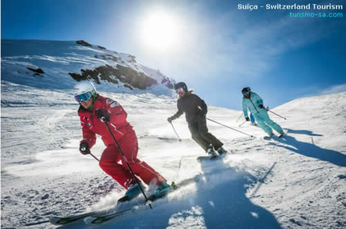 Campanha Momento Mu, Switzerland Tourism