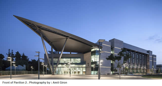 Tel Aviv Trade Fairs and Convention Center