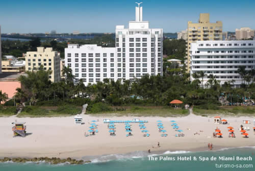 The Palms Hotel & Spa de Miami Beach