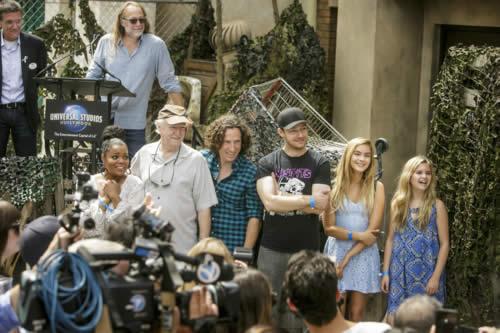 The Walking Dead - Universal Studios