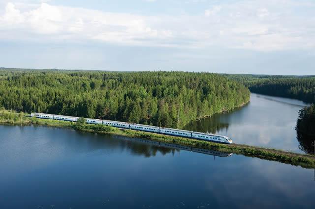 Trem Allegro - Rail Europe - Volta ao Mundo - Trem - Train - Turismo - Travel - Mundo - World - Viajante - Viagem