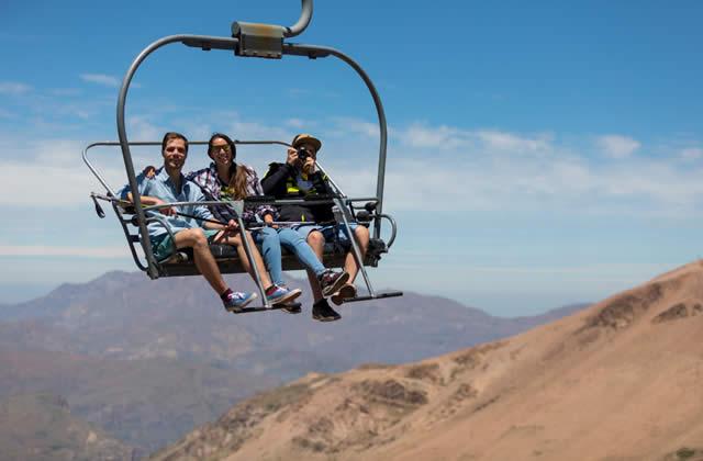 Valle NevadoSki Resort - Esqui - Resort - Chile - Snowboarding