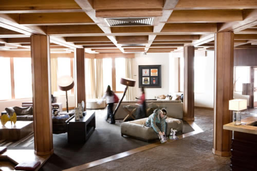 O hotel cinco estrelas do Valle Nevado Ski Resort agora também oferece descontos para clientes Mastercard - Divulgação