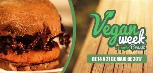 Segunda edição do Vegan Week Brasil - São Paulo acontece em maio com grandes novidades!
