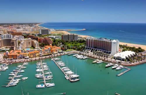Quarteira e Vilamoura - Algarve, Portugal