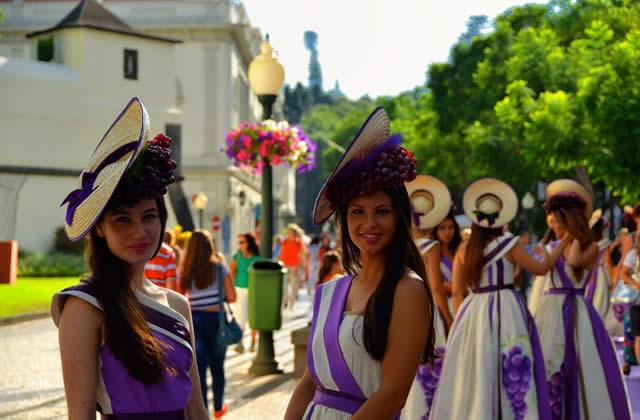 Wine Festival - Funchal