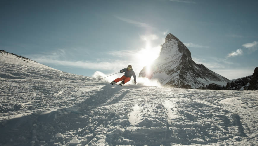 Zermatt - Ikon Pass