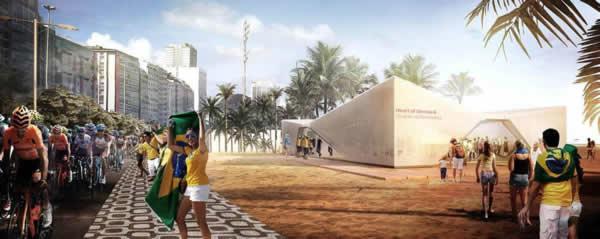 Dinamarca vai invadir sua praia nas Olimpíadas de 2016