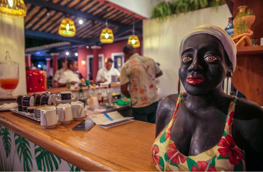 Restaurante Baêa, Costa do Sauípe